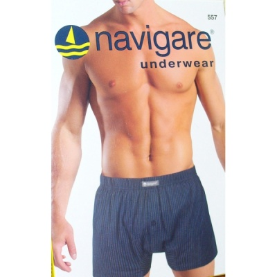 6 Boxer Navigare 557 cotone Jersey