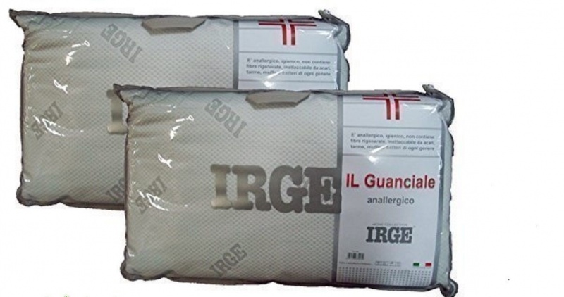 Guanciale Irge 4 pezzi